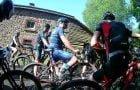 Mountainbike Groep Van FTC Wenters Winterswijk In La Reid